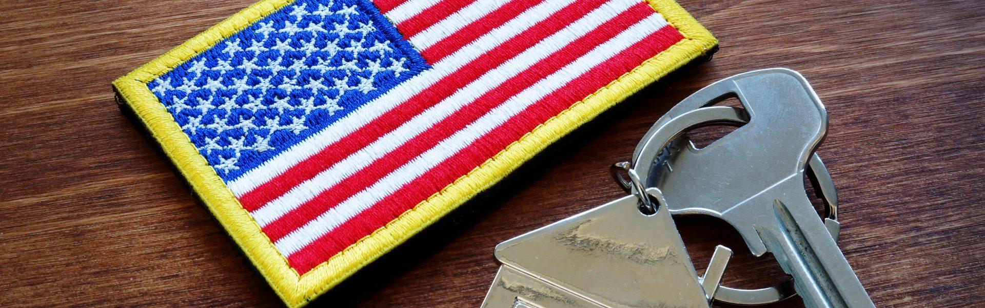 VA Loans in El Paso. House Keys