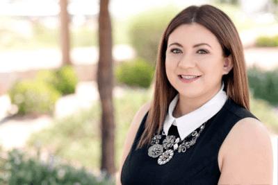 Loan Officer Cecilia Estrada